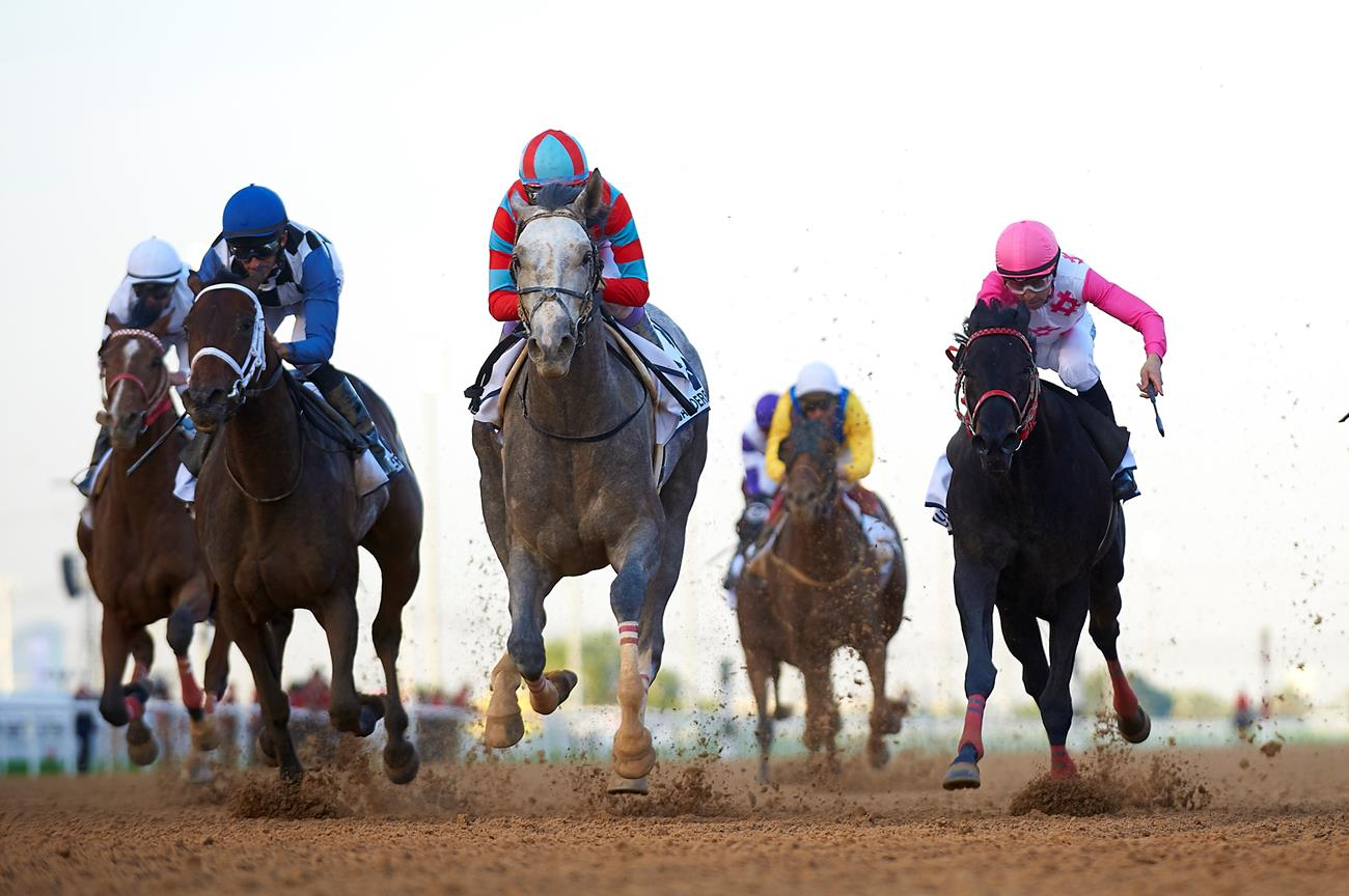 Lani wins the UAE Derby