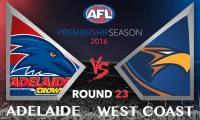 AFL Round 23