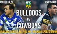 NRL Thursday
