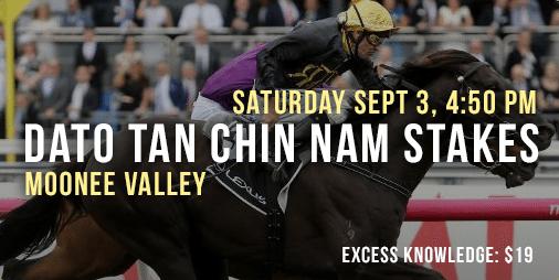 Dato Tan Chin Nam Stakes