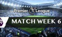 EPL Week 6