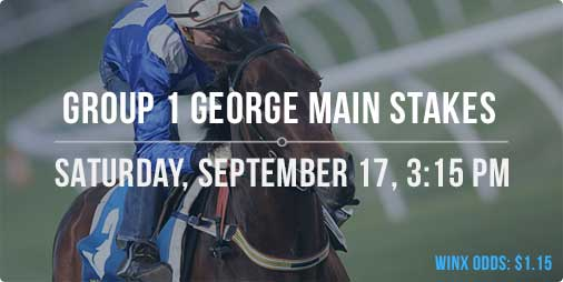 George Main Stakes