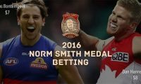 Norm Smith betting
