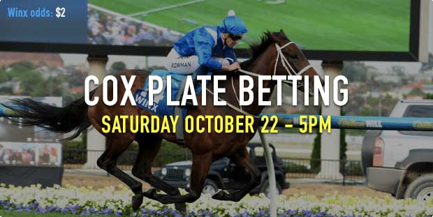 Cox Plate betting