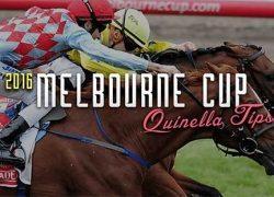 Melbourne Cup quinellas