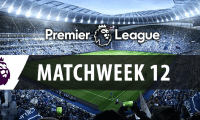Matchweek 12 EPL