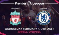 Chelsea vs. Liverpool betting