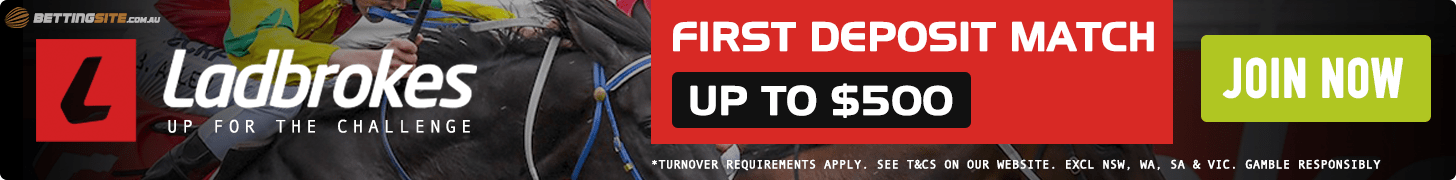 Ladbrokes.com.au sign-up bonus