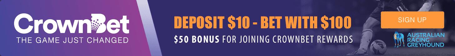 Crownbet bonus offer