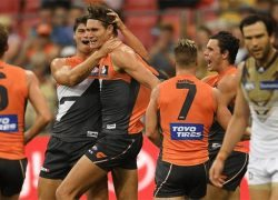 GWS Giants AFL 2017 betting