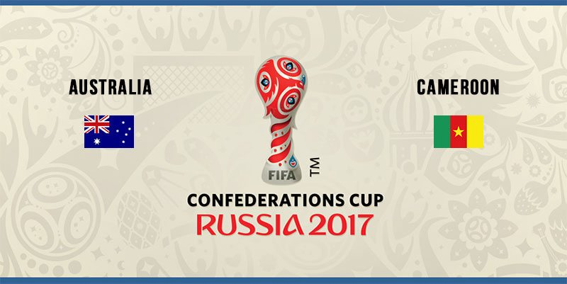 2017 Confederations Cup betting tips
