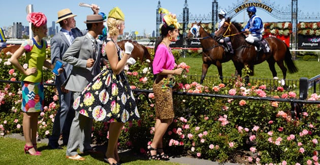 Cup Day Flemington Racecourse
