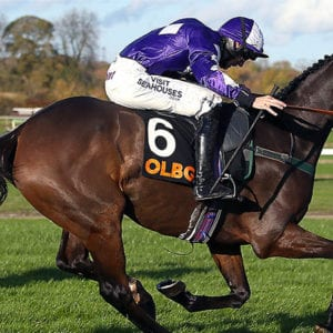 Lady Buttons horse racing news