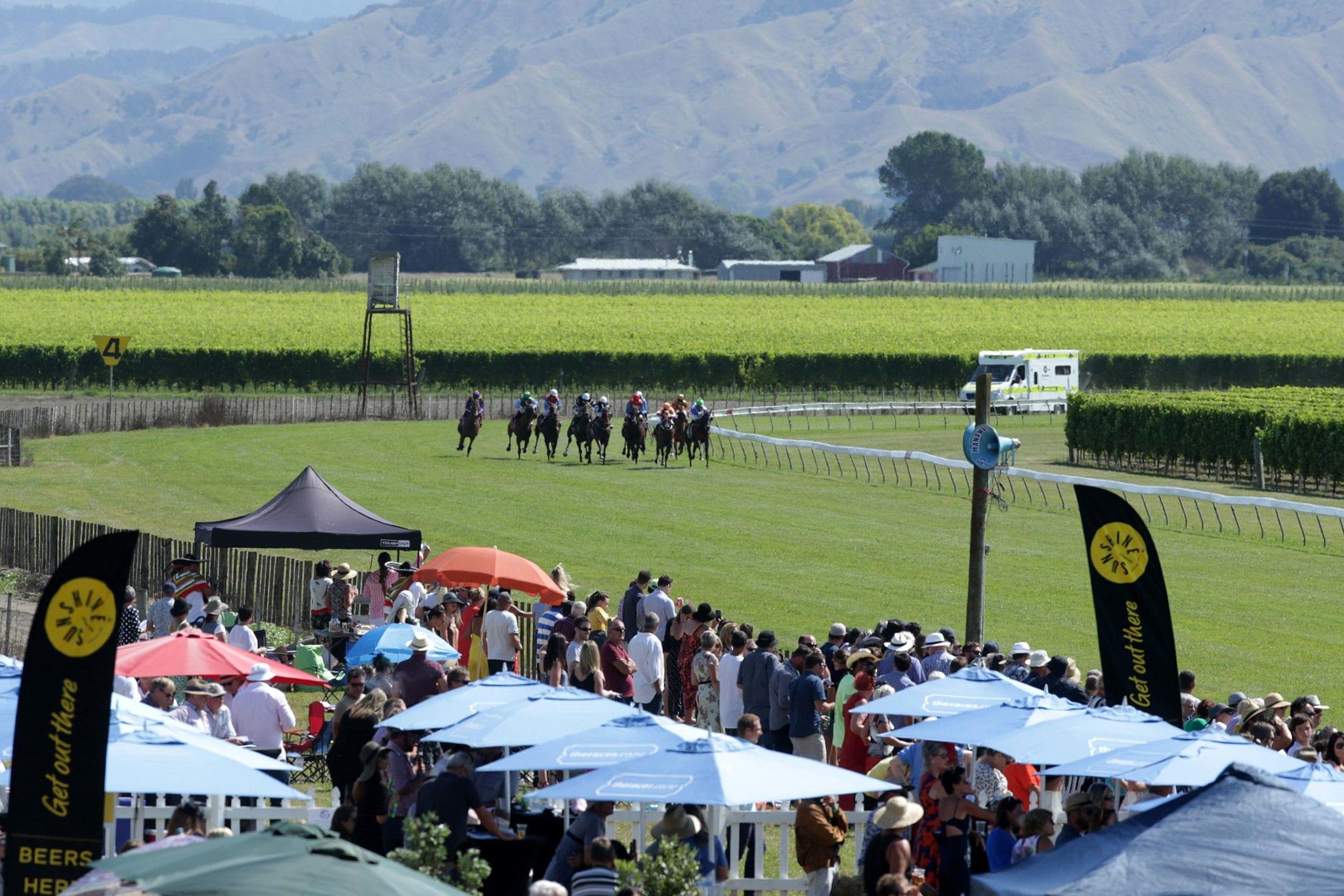 Gisborne racing