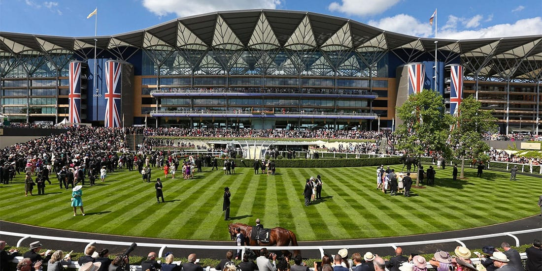 Royal Ascot UK racing news