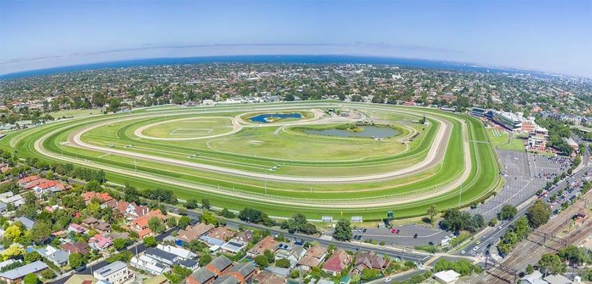 Caulfield Racecourse Melbourne