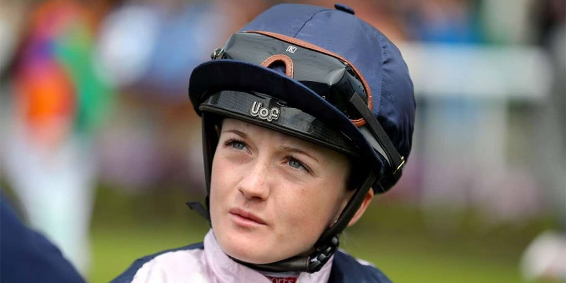 Hollie Doyle racing news