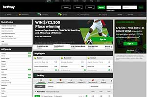 Betway review 2020