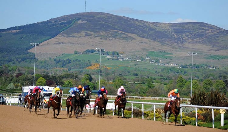 Dundalk All-weather racing track