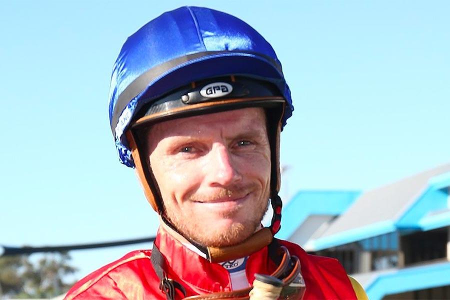 Australian jockey Ryan Wiggins