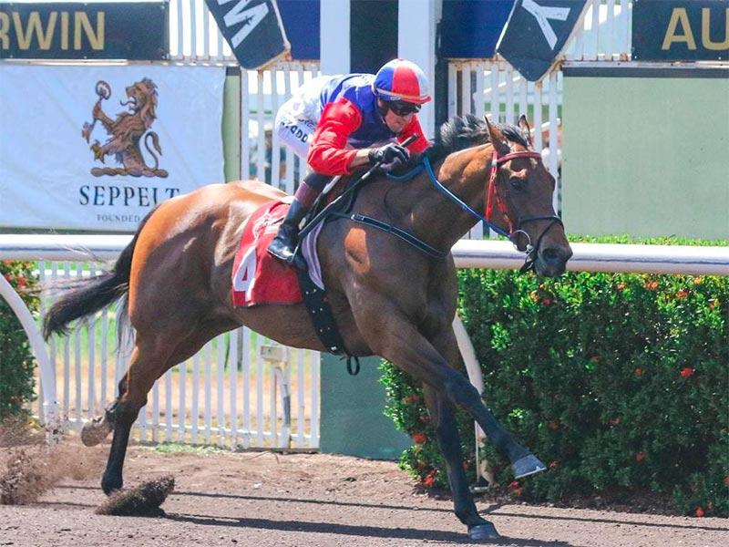 Belmont Day wins at Darwin
